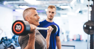 Zakaj najeti osebnega trenerja
